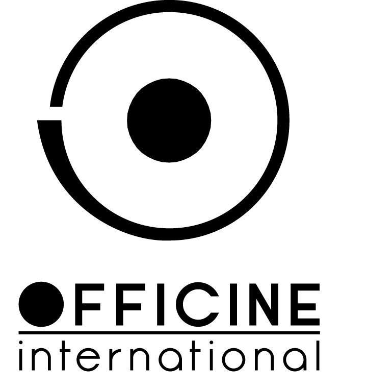 LOGO Officine International NERO
