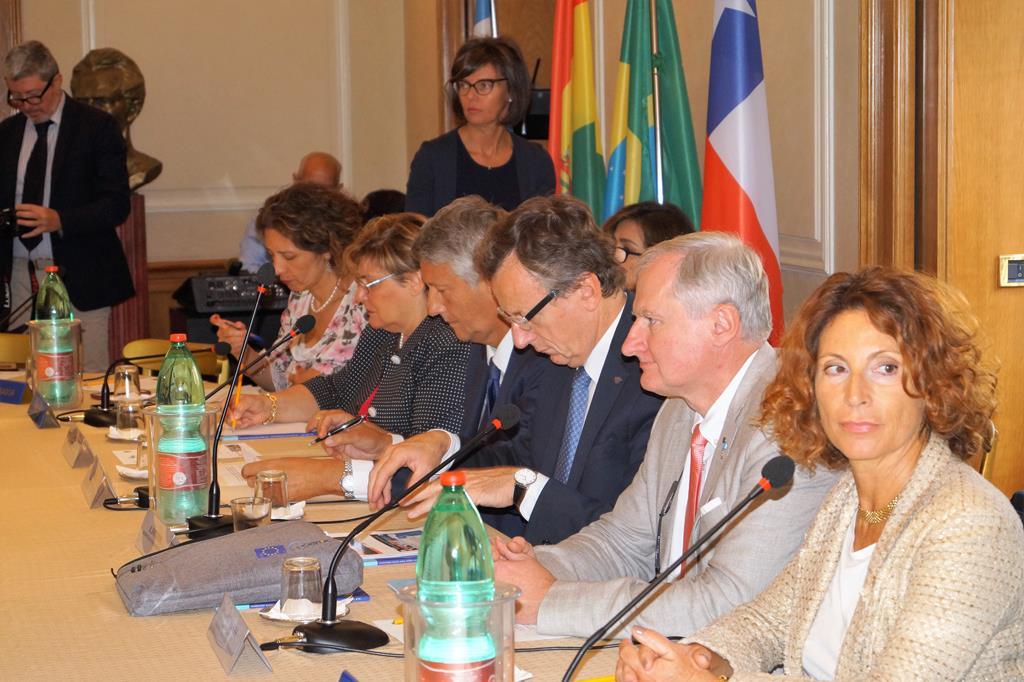 asi Delegati relatori