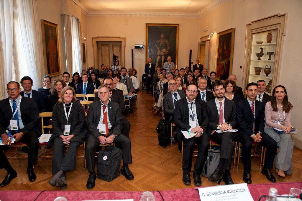 Conferenza IILA FAO Platea